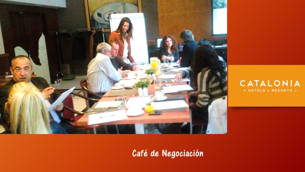 10. café negociación